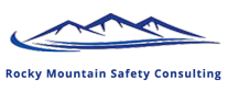 Rocky Mountain Safety Consulting, Inc. Sticky Logo